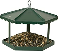 Homestead Fly-Thru Gazebo Bird Feeder (Green River Texture) - 3400R