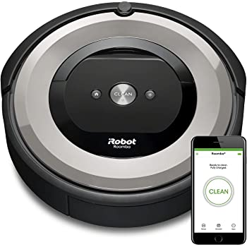 iRobot Roomba e5154 - Robot Aspirador Óptimo Mascotas, Succión 5 ...