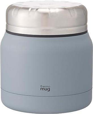 THERMO MUG(サーモマグ) TANK 保温ランチジャー スレートグレー TNK18-30