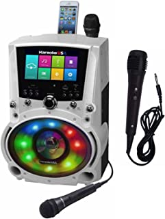 Complete WiFi Karaoke Machine with Apps for Playing Music from Online Sites with 7