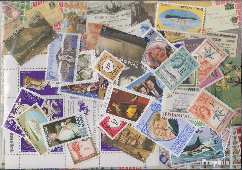 envío gratis Prophila Collection Tristan ya Que Que Que Cunha 300 Diferentes Sellos (Sellos para los coleccionistas)  artículos de promoción