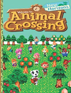 Animal Crossing New Horizons: Perfect Gift Coloring Book Designed To Relax And Calm