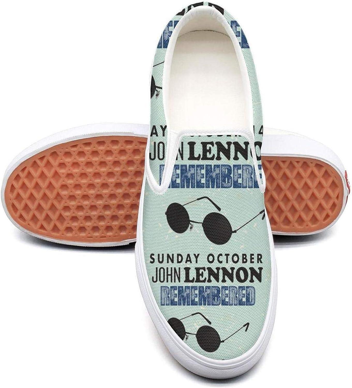Uter ewjrt Woman The-U.S.-vs.-John-Lennon Track Running shoes Canvas Outdoor Sneaker