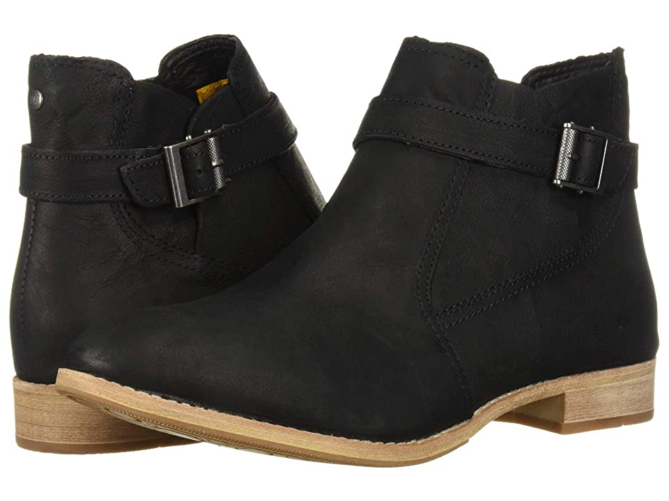 Caterpillar Casual Mazzy (Black Leather) Women
