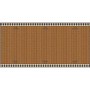 スケーター ソフト レジャーシート 1畳 ブラウン 90×180cm SVS3