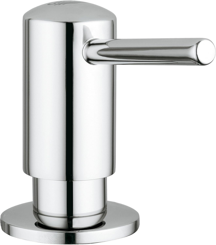 Grohe - Dispensador de jabón estilo Contemporáneo, color cromo (Ref.40536000)