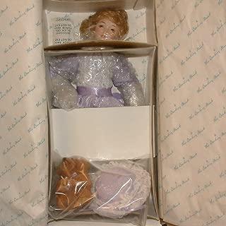 Danbury Mint The Storybook Doll Collection Goldilocks Porcelain Doll