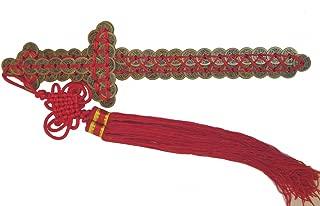 Feng Shui Money Coin Sword