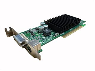 DELL MY-03J562-44577 64MB AGP VIDEO CARD WITH VGA DVI AND TV OUT