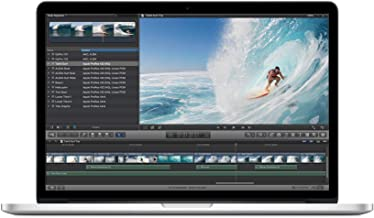 Apple MacBook Pro MC975LL/A 15.4-Inch Laptop with Retina Display (OLD VERSION) (Renewed)