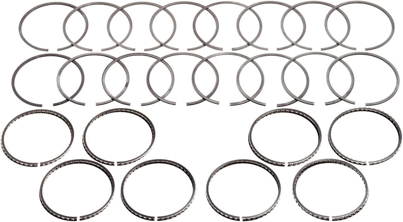 Hastings 2M692S020 Single Cylinder Piston Ring Set