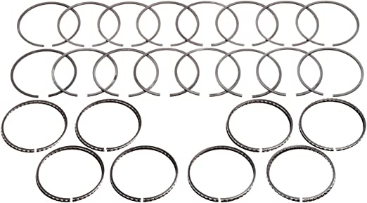 Hastings 2M4937S060 Single Cylinder Piston Ring Set
