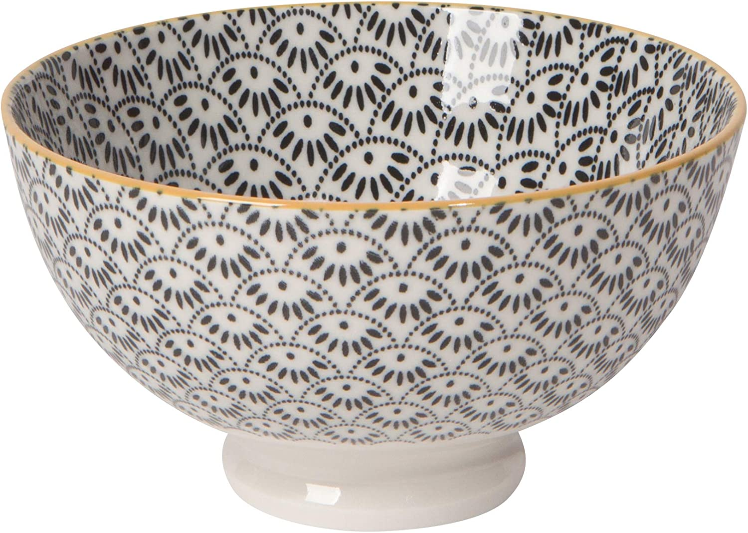 Now Designs 5042022aa Stamped Bowls 10 Max 88% OFF Quantity limited Ounce of 6 Capacity Set