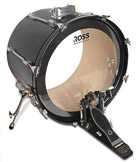 "ROSS RD Drumheads Clear Bass Drum Head (22"")"