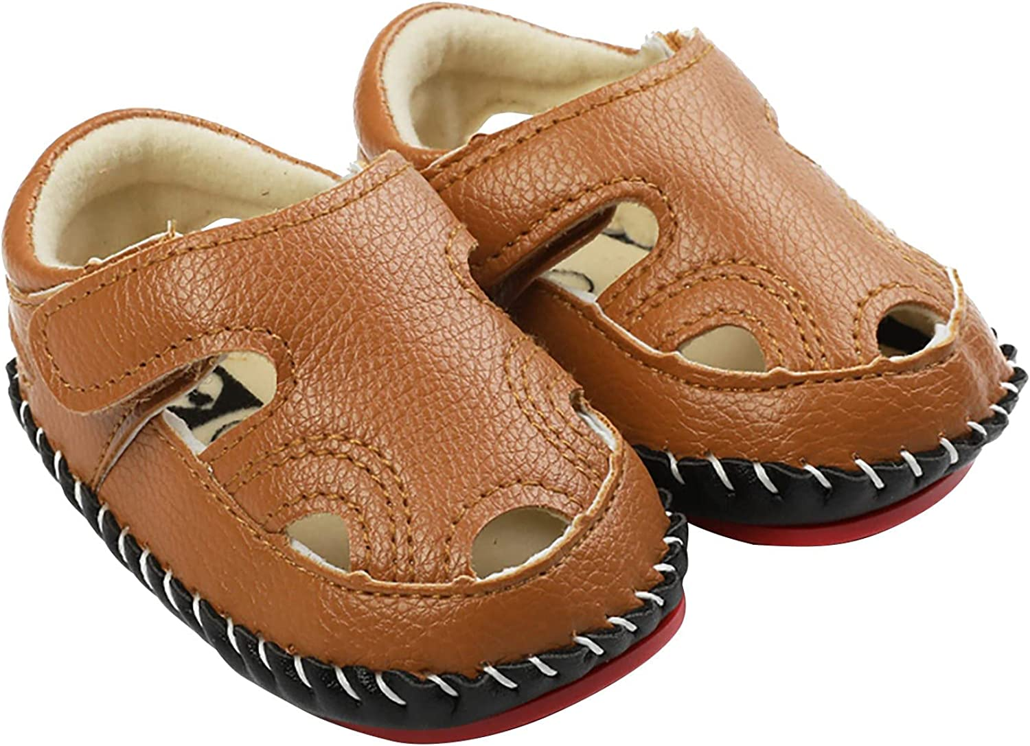 LINGLONGAN Baby Girl Las Vegas Mall 35% OFF Sandals Anti-Slip First Rubber Summer Sole
