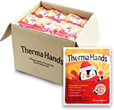 ThermaHands Hand Warmers (5-9720 Packs) - Premium (Size: 3.5 inch x 4 inch, Duration: 12+ Hours, Max Temp: 163 F) Air-Acti...