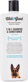 Best well and good dog shampoo Reviews