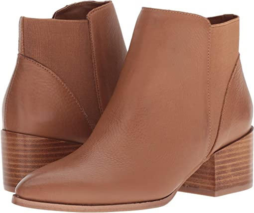 Honey Brown Leather