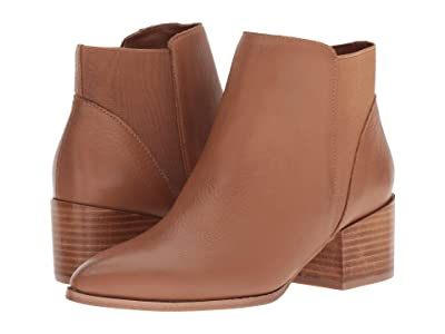 Chinese Laundry Finn Bootie (Honey Brown Leather) Women
