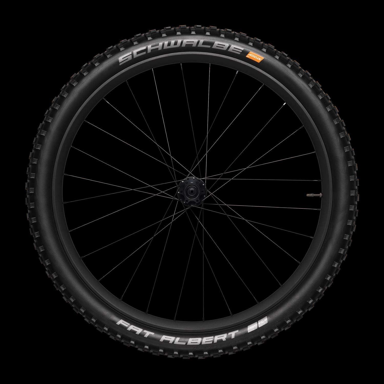 Cicli Bonin Schwalbe Fat Albert Front Addix Soft TL Easy Snakeskin Neumáticos, Unisex Adulto