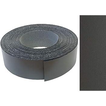 Kantenumleimer Melamin 22mm X 10m Mit Schmelzkleber In Anthrazit Perl Dekor Amazon De Baumarkt