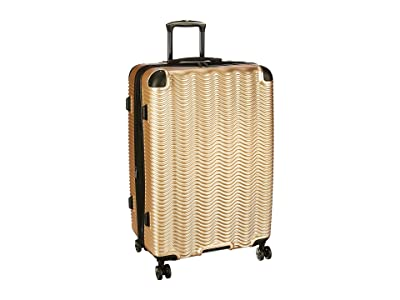 Kenneth Cole Reaction Wave Rush Collection 28 Checked Luggage (Champagne) Luggage