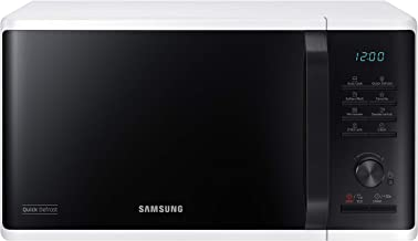 Samsung - Microondas (48,9 cm) Blanco