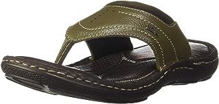 Lee Cooper Men's Leather Outdoor Sandals
