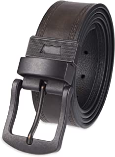 Reversible Belts -Big and Tall Sizes for Men Casual for...