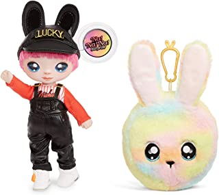 MGA Entertainment Na! Na! Na! Surprise 2-in-1 Fashion Doll and Plush Purse Series 3 – Jeremy Hops
