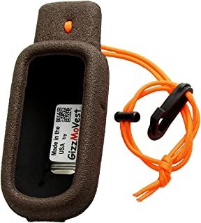 GizzMoVest LLC Case Cover Compatible with Garmin Alpha 100, Made in The USA COF.