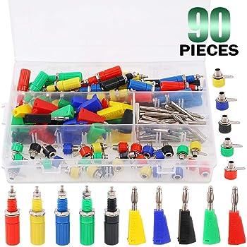 Test Plugs /& Test Jacks TIP JACK YELLOW 50 pieces