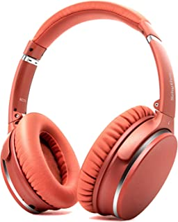 Noise Cancelling Headphones Real Over Ear,Wireless Lightweight Srhythm Durable Foldable Deep Bass...