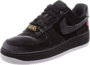 Nike Air Force 1 '07 QS Men's Shoes Black/White ah8462-003