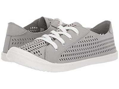 Not Rated Marae (Light Grey Microfiber) Women