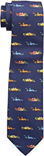 Wembley Boy's Novelty Fun Print Tie