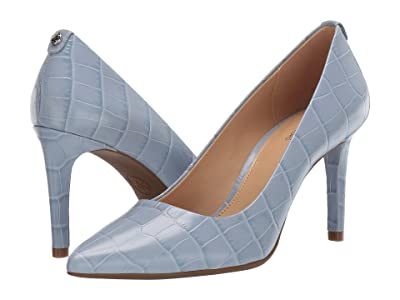MICHAEL Michael Kors Dorothy Flex Pump (Pale Blue) Women