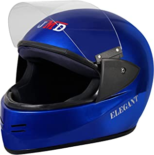 JMD Helmets ELEGANT Full Face (BLUE) M
