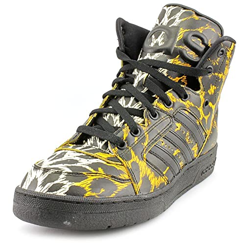 separation shoes 90e20 ba2d8 adidas Jeremy Scott Instinct High Leopard
