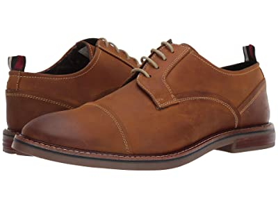 Ben Sherman Birk Cap Toe (Tan Leather) Men