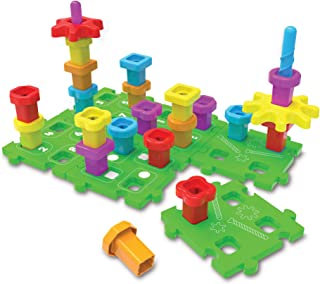Techno Kids Stack A Peg Super Set - 407011