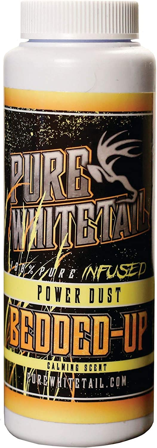Pure Whitetail Bedded-Up Natural Calming – OFFer Scent Dust Power Overseas parallel import regular item