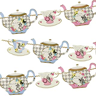 Talking Tables Truly Alice Teapot Bunting