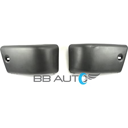 Make Auto Parts Manufacturing Chrome Front Bumper Face Bar with Fog Light and License Plate Provision For Toyota 4Runner /& For Toyota Pickup 1984 1985 1986 1987 TO1002118