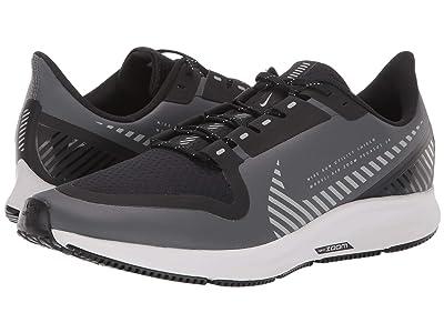 Nike Air Zoom Pegasus 36 Shield (Cool Grey/Silver/Black/Vast Grey) Men