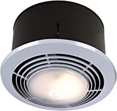 Broan-NuTone  9093WH  Exhaust Fan, Heater, and Light Combo, Bathroom Ceiling Heater,..