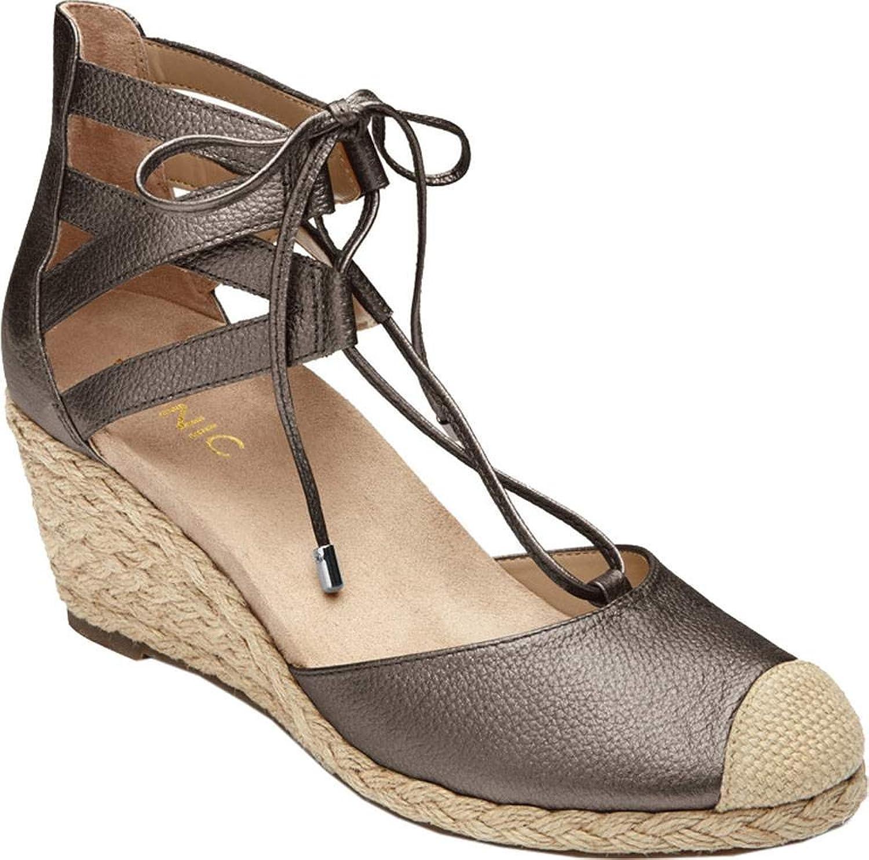 Vionic Womens Calypso Wedge Sandal