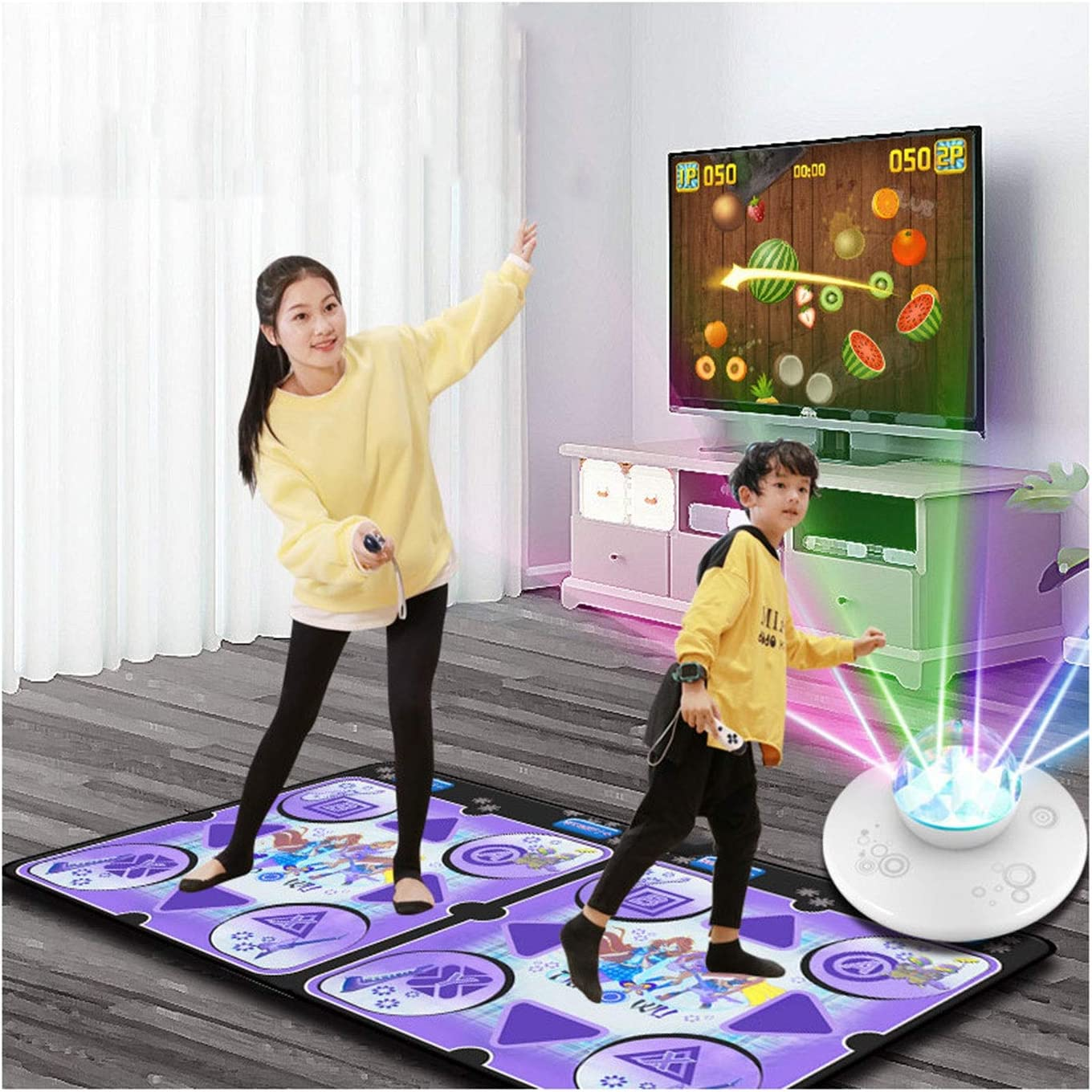 Free Shipping New ACD Non-Slip Durable Wear-Resistant Dancing Pad Mat Dance Step Las Vegas Mall P