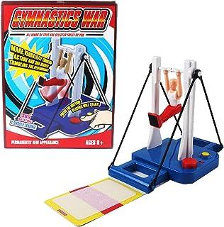 Felimoa 鉄棒体操ゲーム ファミリーゲーム パーティーゲーム 大車輪回転着地 ボタン操作