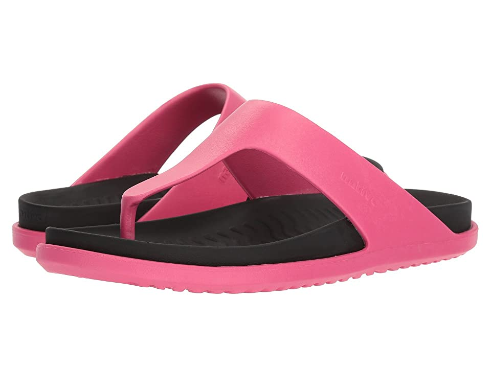 Native Shoes Turner LX (Hollywood Pink/Jiffy Black) Sandals